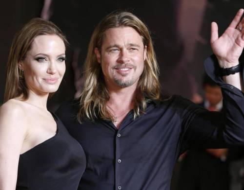 Angelina Jolie e Brad Pitt: settimo figlio in arrivo?