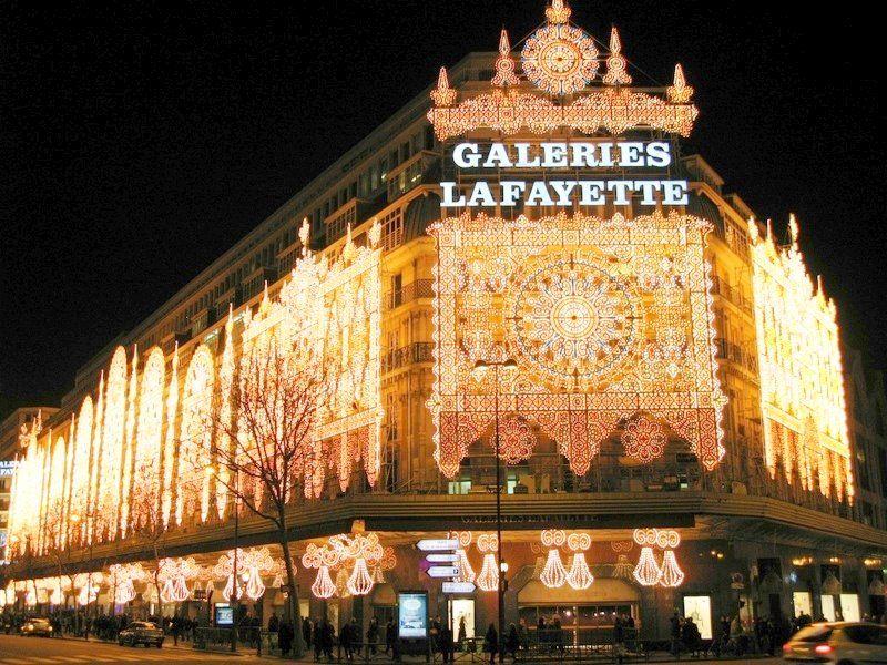 Galeries lafayette non solo parigi a milano entro il for Parigi a febbraio