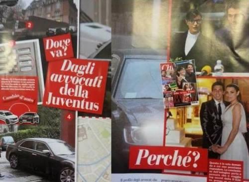 Gigi Buffon e Alena Seredova, crisi? Ilaria D'Amico, spostamenti sospetti...