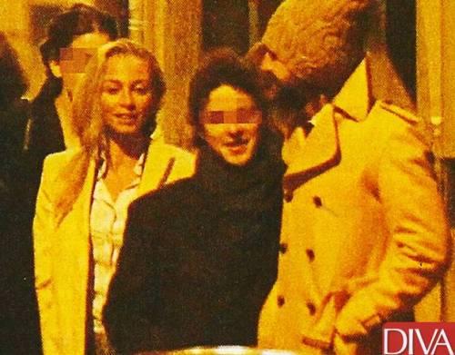 Andrea Pirlo e Valentina Baldini insieme, le foto. Intanto Deborah Robersi...