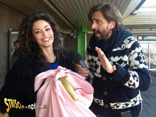"""Raffaella Fico speranzosa: """"Mario Balotelli? Sarà un papà presente"""""""