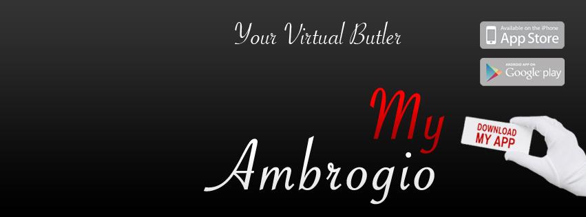 MyAmbrogio, una app per organizzare e ricordare gli impegni
