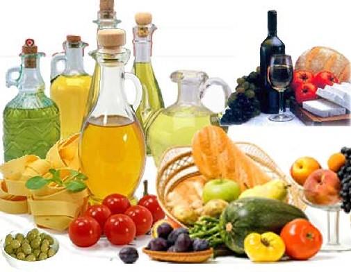 Dieta mediterranea (con olio) abbassa rischio di problemi alle gambe