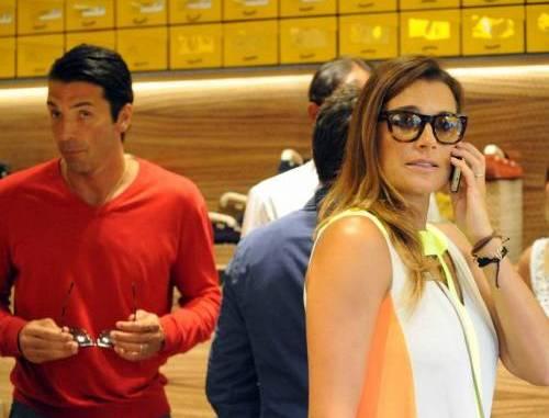 Gigi Buffon e Alena Seredova, crisi ufficiale? Chi: vita (e case) separate...