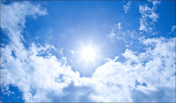 Stare alla luce del sole abbassa il rischio di infarto e ictus