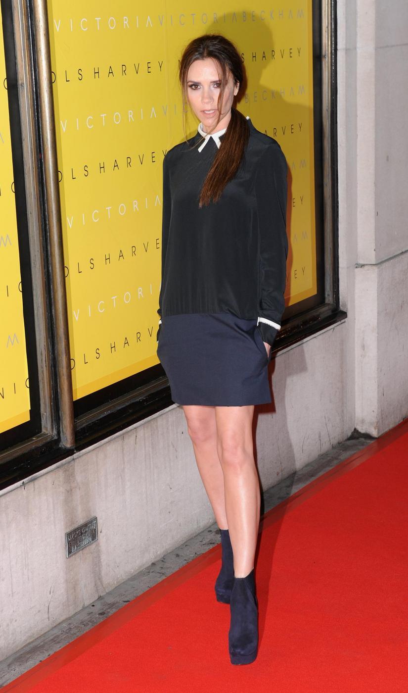 """Victoria Beckham, pentita del seno rifatto: """"Avevo due bazooka"""""""
