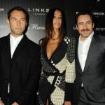 Madalina Ghenea alla prima newyorkese con Jude Law01