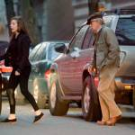 New York, Woody Allen a spasso con la figlia Manzie01