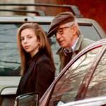 New York, Woody Allen a spasso con la figlia Manzie06