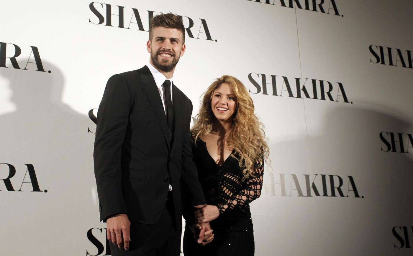 Shakira e Gerard Piqué non si sono lasciati