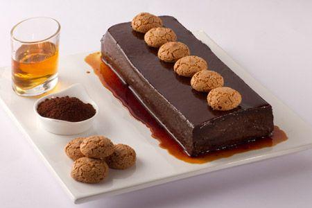 Ricette di dolci: bonet piemontese con rum e amaretti