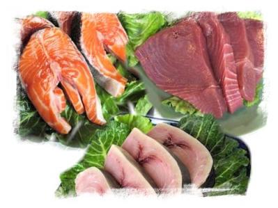 Dieta ideale? Pesce e verdura. Contano le molecole, non le calorie