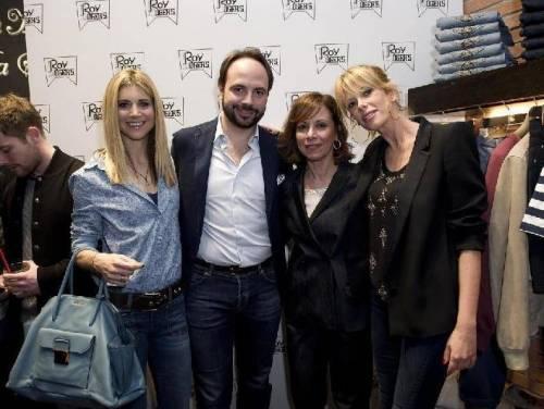 Roy Roger's: cocktail party esclusivo per l'inaugurazione della boutique a Roma