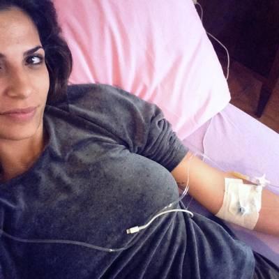 """Roberta Morise, ex di Carlo Conti: """"Ho perso 7 kg e sono finita in ospedale"""""""
