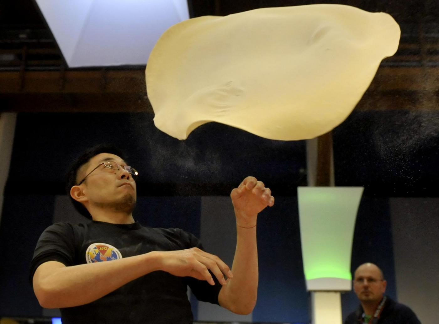 Campionato mondiale dei pizzaioli a Parma
