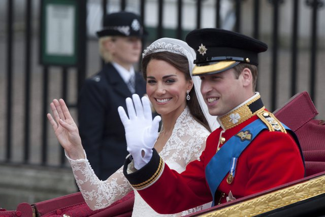 Kate Middleton, William svela il nome del royal baby? Ha detto...