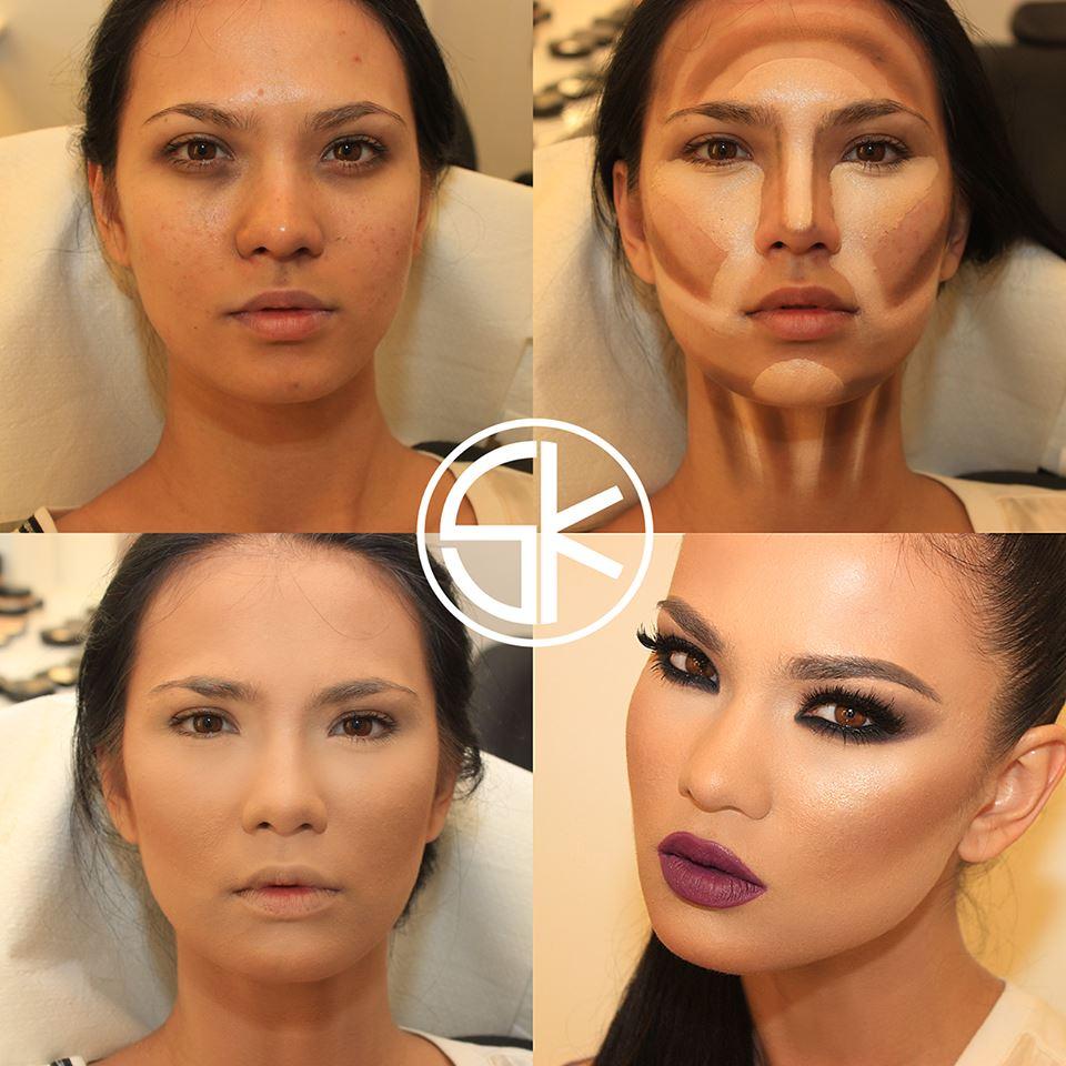 Make up: foto incredibili che mostrano i miracoli del ...