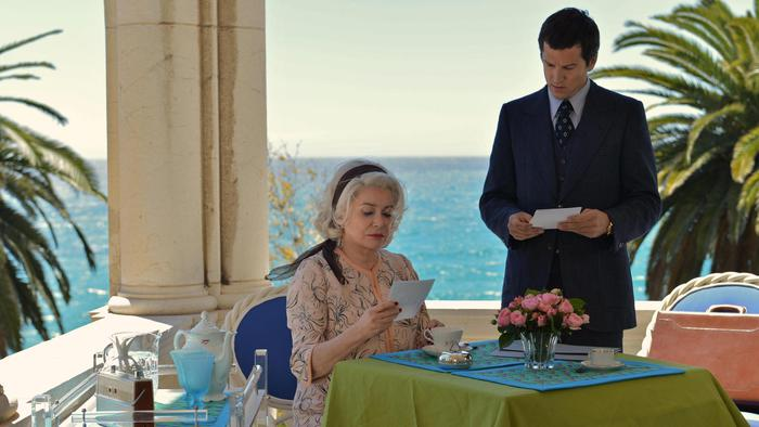 Catherine Deneuve a Cannes 03