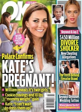 Kate Middleton incinta? Guarda la pancia...