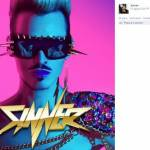 Sinner, Conchita Wurst italiana: drag queen con baffetti Made in Puglia