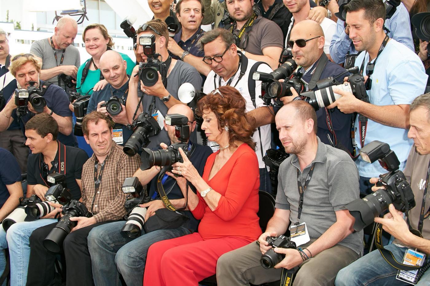 Sofia Loren a Cannes Ho 80 anni e ancora tanta energia4