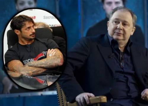 """Lele Mora: """"La verità sul mio amore per Fabrizio Corona"""""""