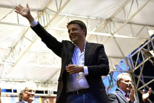 Matteo Renzi, trionfo Pd, 40% alle elezioni europee: batosta M5S al 21%