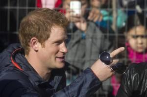 Cile, principino Harry balla il Gangnam Style con i disabili3