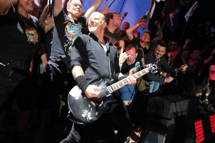 Glastonbury Festival 2014, dai Metallica agli Arcade Fire. Tutte le foto
