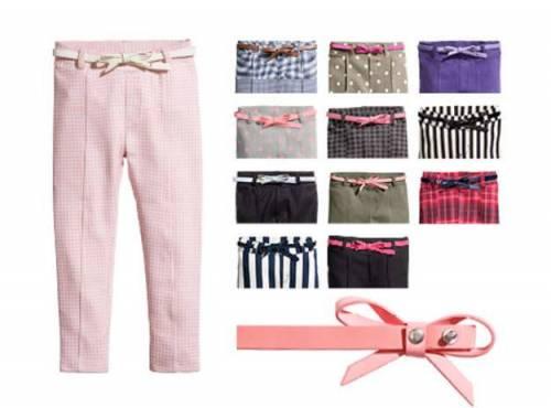 H&M, leggings pericolosi per le bambine: ritirati dal mercato