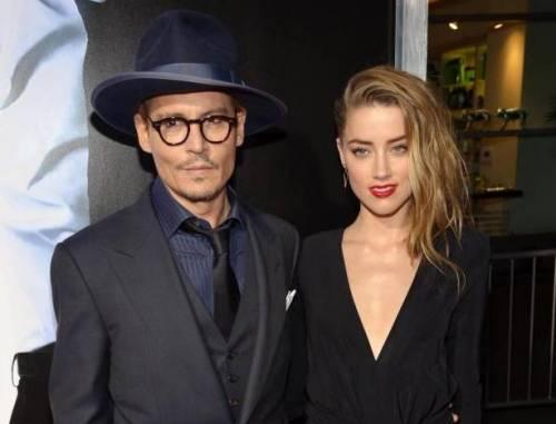 Johnny Depp e Amber Heard si sposano a settembre. E Vanessa Paradis...