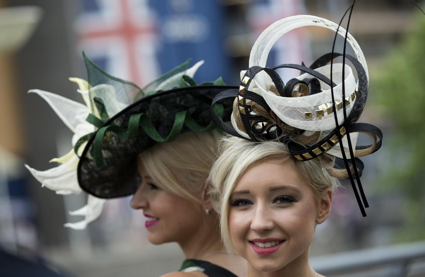 Royal Ascot 2014: ecco i cappelli più stravaganti