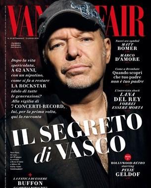 """Vasco Rossi: """"Matteo Renzi? Ha portato in politica una generazione di giovani"""""""