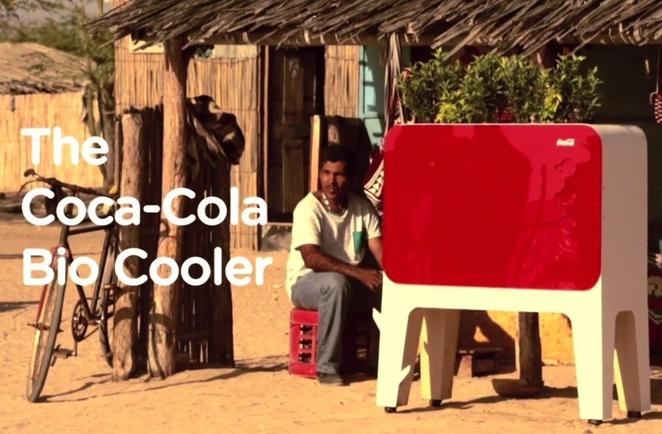 l frigo per tenere in fresco la Coca Cola che non utilizza elettricità04