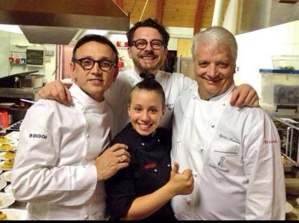 Hell's Kitchen, la finale. La foto su Fb fa discutere, vine Francesca?
