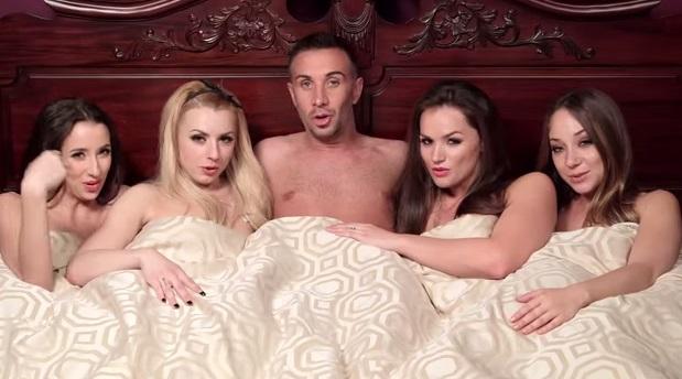 The sex factor, il primo reality porno