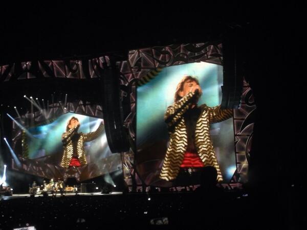 Rolling Stones in concerto al Circo Massimo (foto)