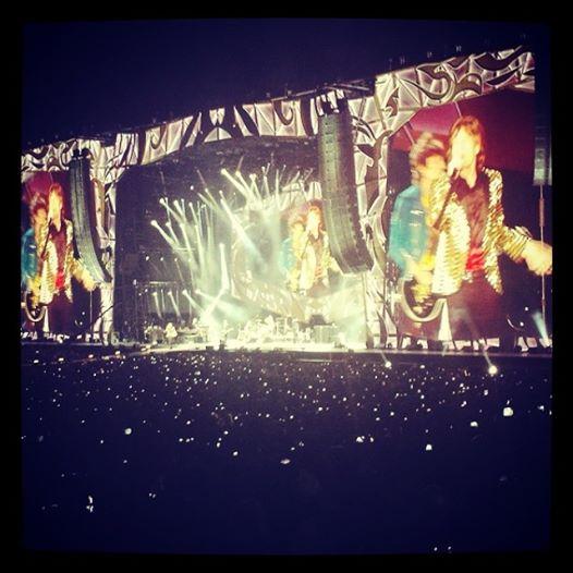 Rolling Stones: su YouTube un video del concerto di Roma