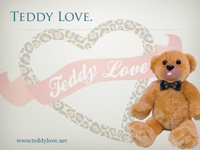"""""""Teddy Love"""", il vibratore a forma di peluche (video)"""