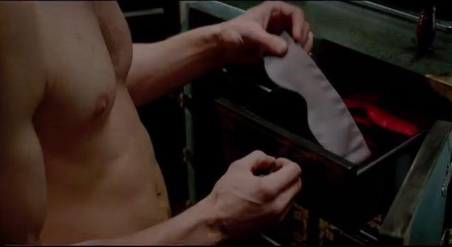 50 sfimature di grigio: il trailer italiano ufficiale (e censurato) da tv USA