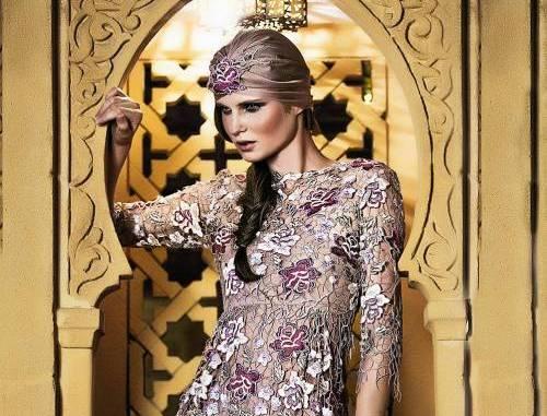 AltaRoma, Giada Curti presenta Shukran: sapori d'oriente e lusso d'arabia