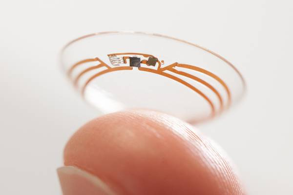 Diabete sotto controllo con le lenti a contatto Google-Novartis