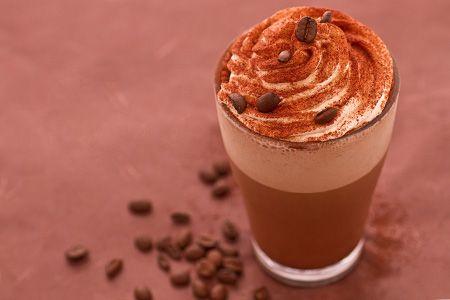 Ricette di dolci: frappè al cappuccino