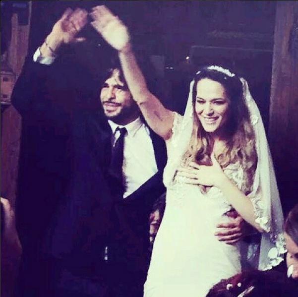 Le nozze di Laura Chiatti e Marco Bocci (foto)