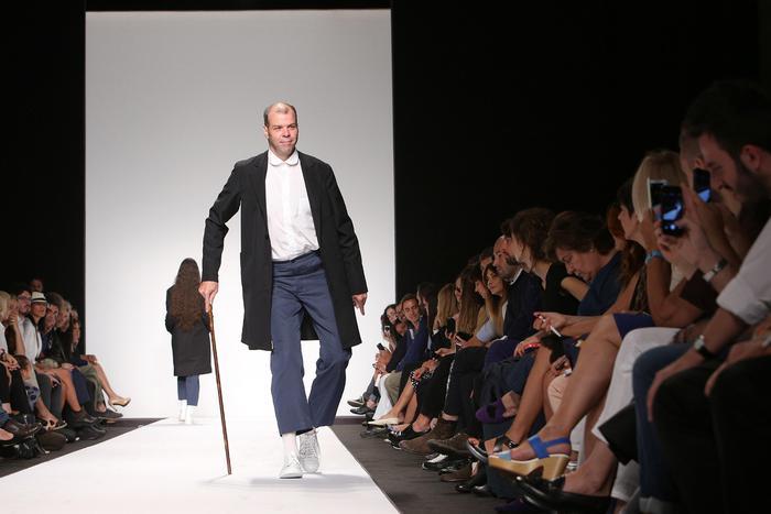 AltaRoma Fashion Show: Fabio Quaranta