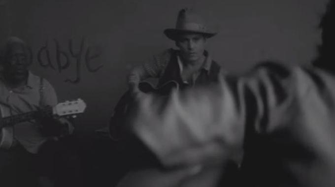 "Johnny Depp nel video ""Early Days"" di Paul McCartney"