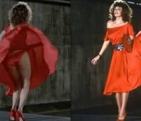 Donne vestite di rosso: attraenti per gli uomini, temute dalle altre donne