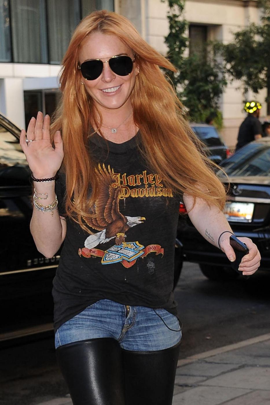 Happy birthday Lindsay Lohan. L'attrice compie 28 anni (foto)