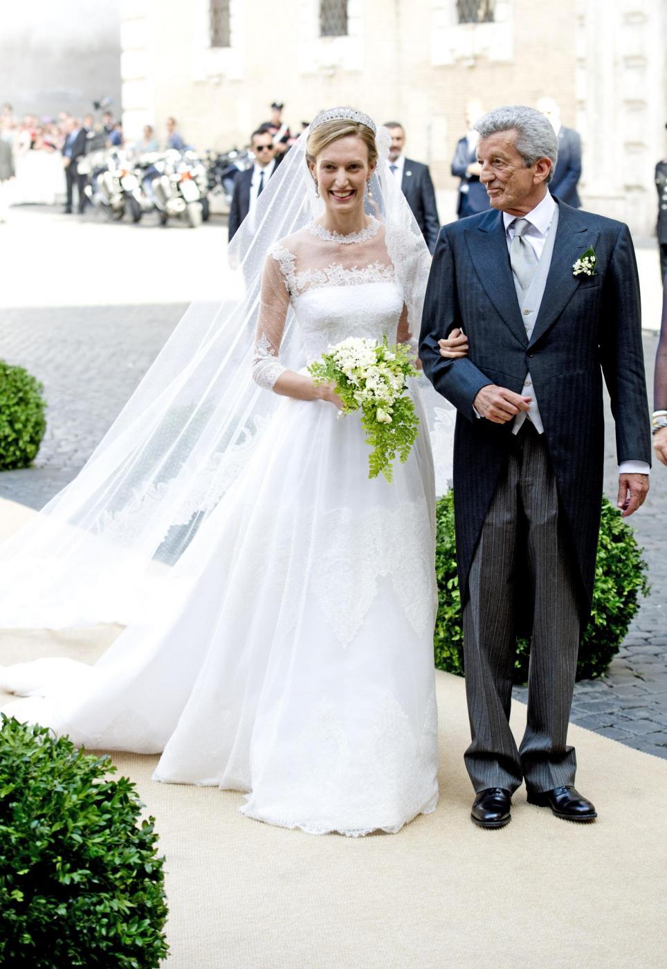 Amedeo principe del Belgio, matrimonio a Trastevere con Elisabetta Rosboch