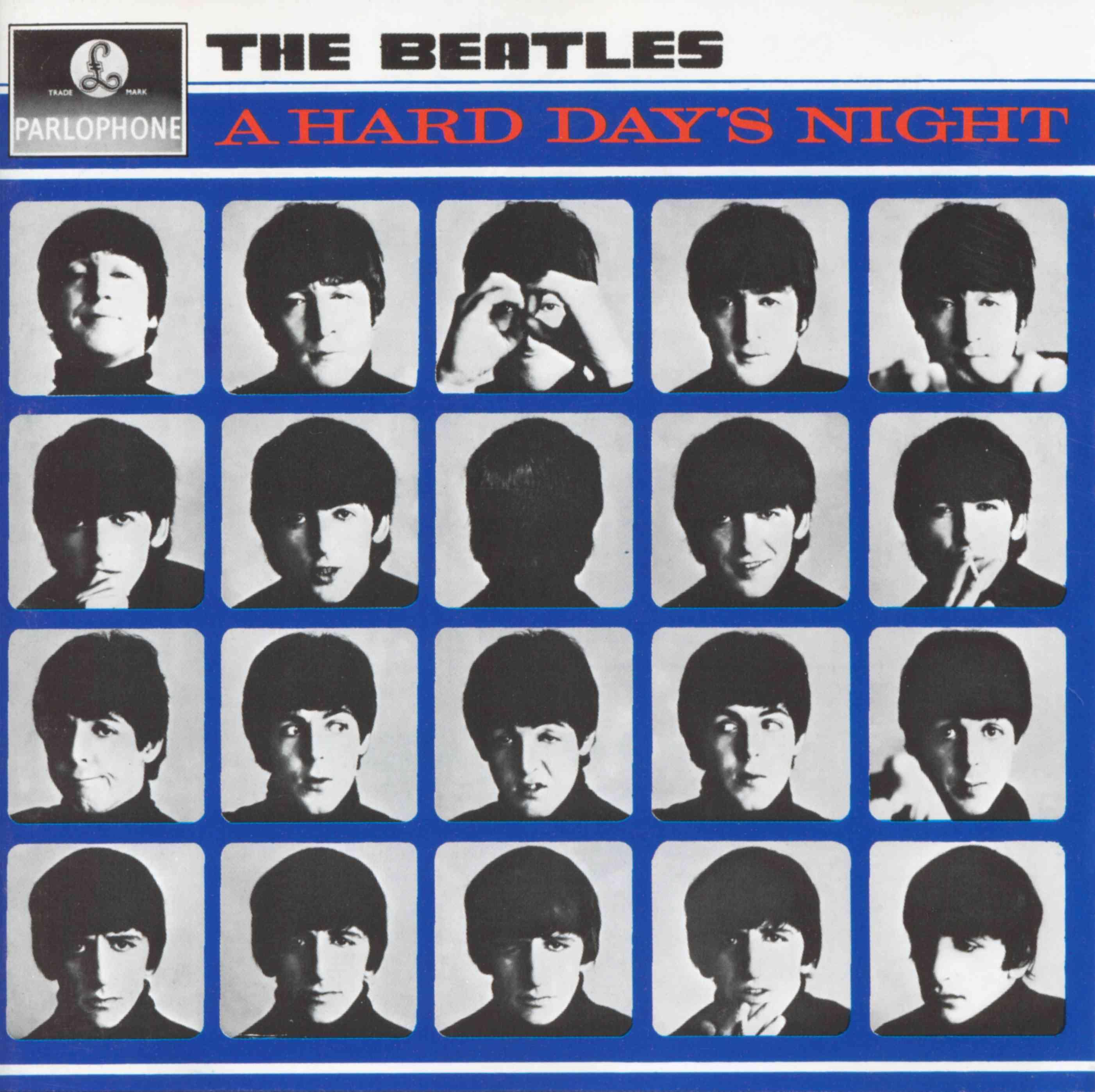 """""""A Hard Day's Night"""", l'album dei Beatles compie 50 anni (video)"""
